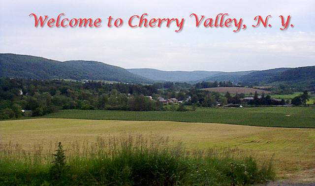 Welcome to Cherry Valley